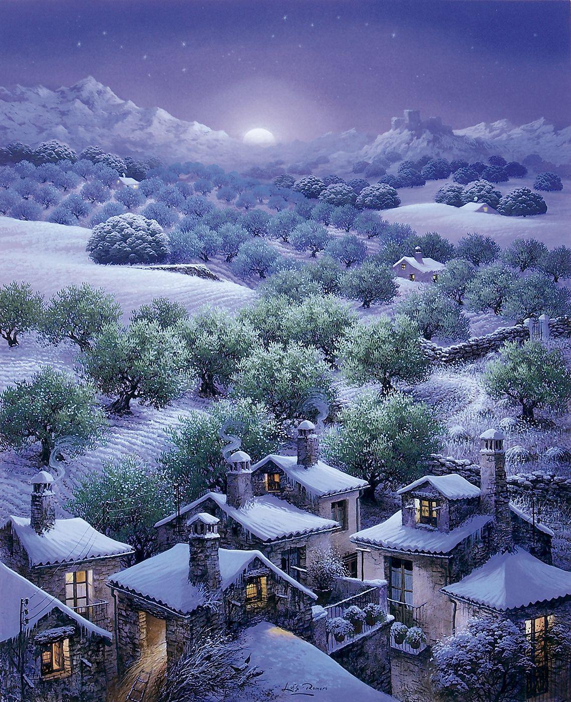 Nocturno nevado